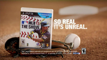 MLB 13: The Show TV Spot Featuring Andrew McCutchen - Thumbnail 9