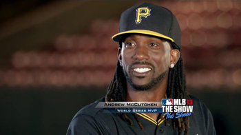MLB 13: The Show TV Spot Featuring Andrew McCutchen - Thumbnail 6
