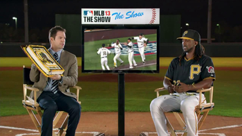MLB 13: The Show TV Spot Featuring Andrew McCutchen - Thumbnail 8