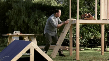 Aleve TV Spot, 'Building a Playset' - Thumbnail 1