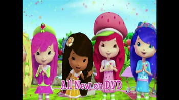 Strawberry Shortcake: Berry Friends Forever DVD TV Spot