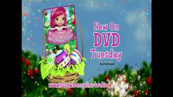 Strawberry Shortcake: Berry Friends Forever DVD TV Spot  - Thumbnail 7