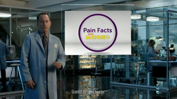 Bayer Advanced Aspirin TV Spot, 'Try the Power' - Thumbnail 1