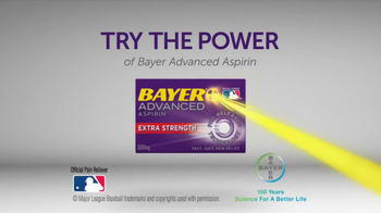 Bayer Advanced Aspirin TV Spot, 'Try the Power' - Thumbnail 5