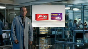 Bayer Advanced Aspirin TV Spot, 'Try the Power'