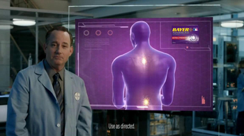 Bayer Advanced Aspirin TV Spot, 'Try the Power' - Thumbnail 4