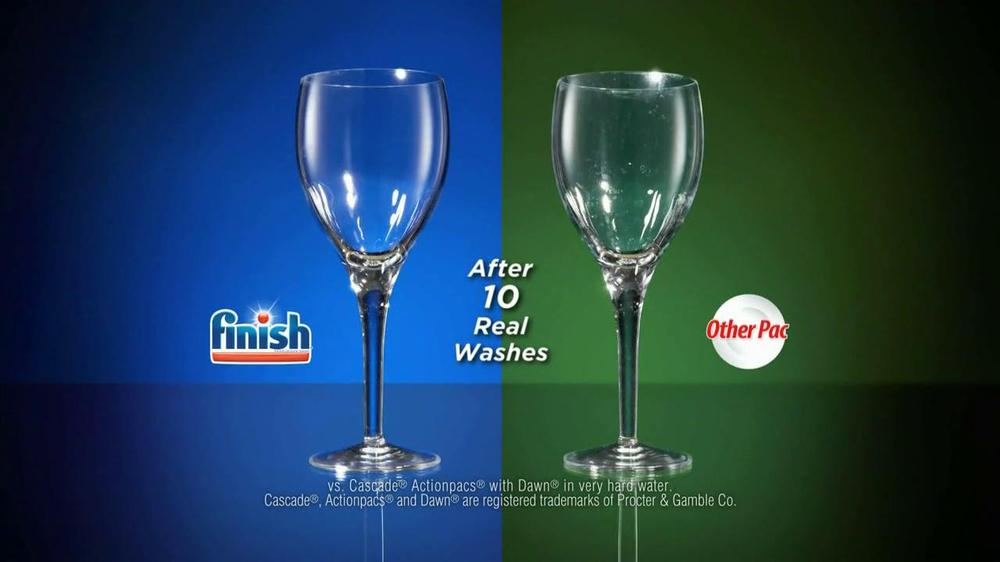 Bosch Dishwasher Finish Powerball Washing Up Value Pack