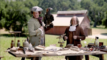 Clorox Smart Tube TV Spot, 'Benjamin Franklin'  - Thumbnail 3
