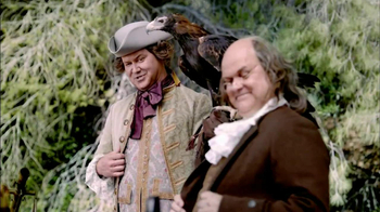 Clorox Smart Tube TV Spot, 'Benjamin Franklin'  - Thumbnail 4