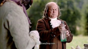 Clorox Smart Tube TV Spot, 'Benjamin Franklin'