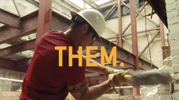 Carhartt Force T-Shirt TV Spot, 'Work, Not Recreation' - Thumbnail 5