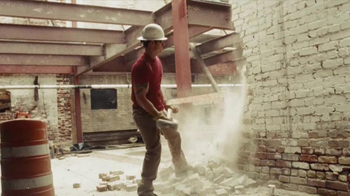 Carhartt Force T-Shirt TV Spot, 'Work, Not Recreation'