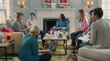 Yoplait Light TV Spot, 'Swapportunity: Book Club' - Thumbnail 1