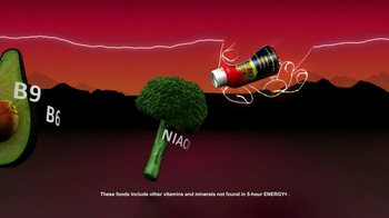 5 Hour Energy TV Spot, 'Energy and Nutrients' - Thumbnail 3