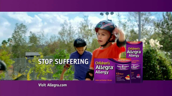 Children's Allegra Allergy TV Spot, 'Skateboarding' - Thumbnail 8