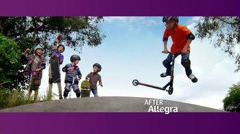 Children's Allegra Allergy TV Spot, 'Skateboarding'