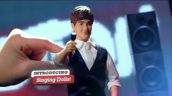 One Direction Singing Dolls TV Spot, 'Screaming Show' - Thumbnail 4