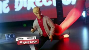 One Direction Singing Dolls TV Spot, 'Screaming Show' - Thumbnail 5