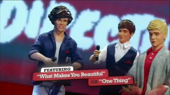 One Direction Singing Dolls TV Spot, 'Screaming Show' - Thumbnail 7