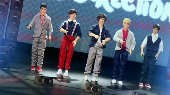 One Direction Singing Dolls TV Spot - 100 commercial airings