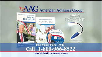 American Advisors Group TV Spot, 'Years' Featuring Fred Thompson - Thumbnail 8