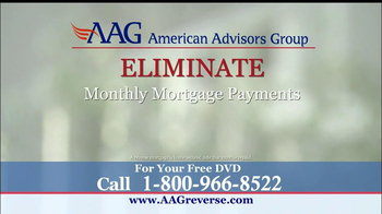 American Advisors Group TV Spot, 'Years' Featuring Fred Thompson - Thumbnail 3