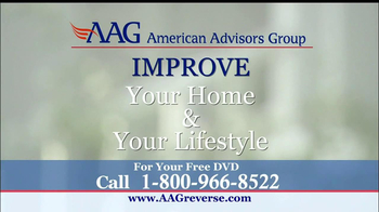 American Advisors Group TV Spot, 'Years' Featuring Fred Thompson - Thumbnail 4