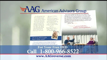 American Advisors Group TV Spot, 'Years' Featuring Fred Thompson - Thumbnail 5