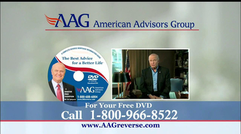 American Advisors Group TV Spot, 'Years' Featuring Fred Thompson - Thumbnail 6