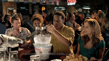 Coors Light TV Spot, 'Break the Ice' - Thumbnail 10