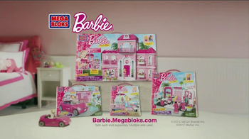 Barbie Megablocks TV Spot  - Thumbnail 10