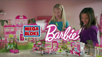 Barbie Megablocks TV Spot  - Thumbnail 2