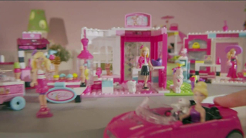 Barbie Megablocks TV Spot  - Thumbnail 4