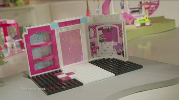 Barbie Megablocks TV Spot  - Thumbnail 8