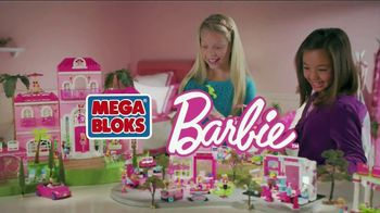 Barbie Megablocks TV Spot