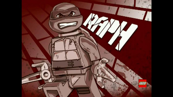 LEGO Teenage Mutant Ninja Turtles TV Spot, 'Break In' - Thumbnail 4