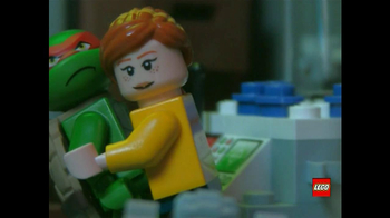 LEGO Teenage Mutant Ninja Turtles TV Spot, 'Break In' - Thumbnail 8