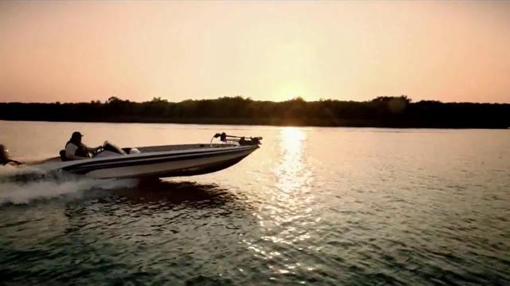 Berkley Fishing Trilene TV Commercial, 'I Promise'