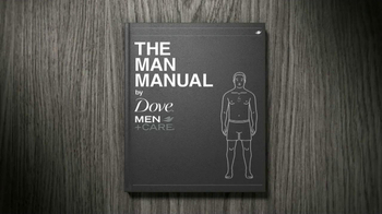 Dove Men+Care TV Spot, 'Man Manual'