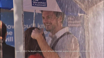 The Weather Channel App for Android TV Spot - Thumbnail 8