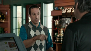 Bridgestone TV Spot 'Golf Store' Featuring David Feherty - Thumbnail 1