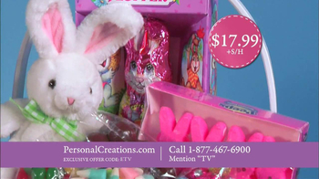 Personal Creations TV Spot, 'Easter Basket'