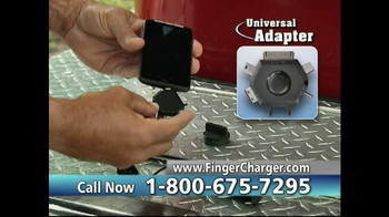 Finger Charger TV Spot  - Thumbnail 6