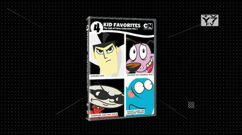 4 Kids Favorites DVD TV Spot