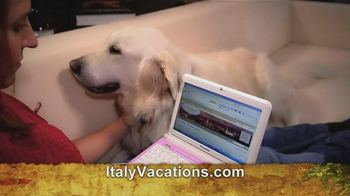 ItalyVacations.com TV Spot, 'Your Italy, Your Way' Feat. Steve Perillo - Thumbnail 7