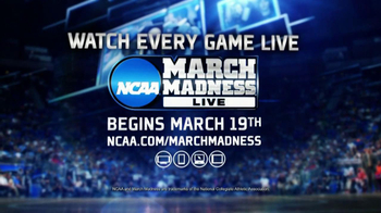 NCAA TV Spot Featuring Shaquille O'Neal, Charles Barkley, The Rock - Thumbnail 10
