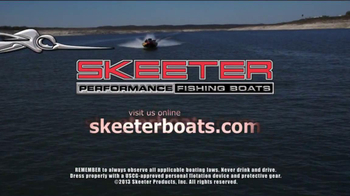Skeeter Boats TV Spot, 'Outrunning the Competition' - Thumbnail 9