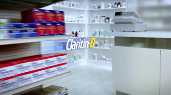 Claritin-D TV Spot, 'What You Love' - Thumbnail 10