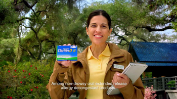 Claritin-D TV Spot, 'What You Love' - Thumbnail 5