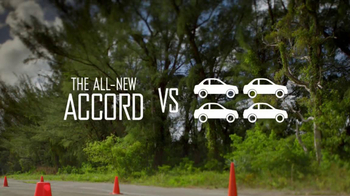 Honda Accord TV Spot, 'Competitive Test Drive: Competitors' - Thumbnail 2
